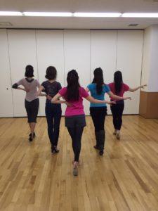 女性のためのサルサダンス教室 三軒茶屋 貸しスタジオ