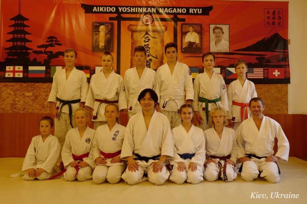 Aikido Ryu Bashamichi 三軒茶屋
