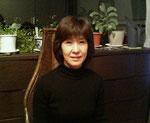 ヒーリング・ヨーガ講師 シダ ミチル