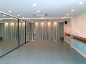 夜活 深夜利用 三軒茶屋ダンススタジオ
